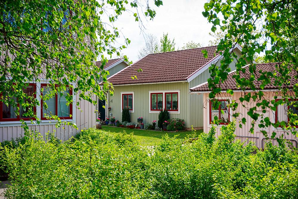 Berga, lägenhet, Skogsrået 3