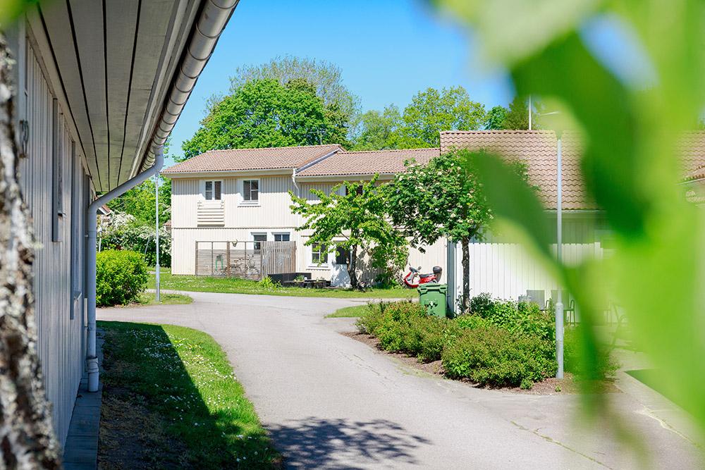 Läckeby, lägenhet, Åby 24