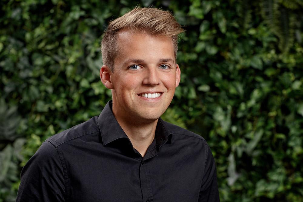 Anton Mellström Bescher, LW Fastigheter