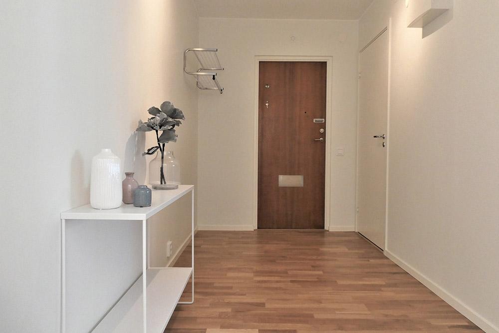 Berga, lägenhet, Vattumannen 1, interiör