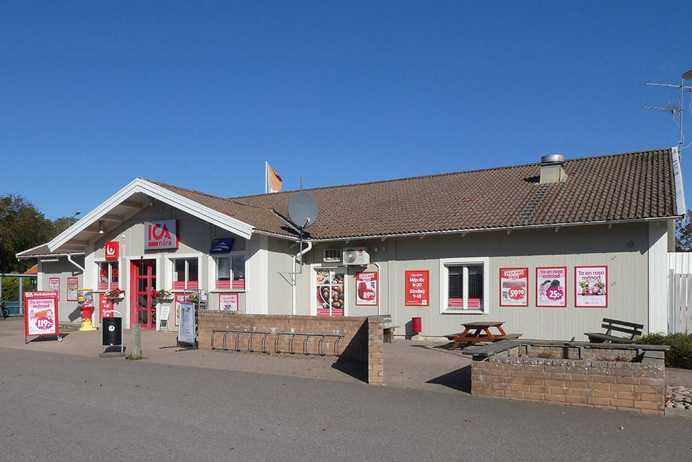 Rinkabyholm, lokal, Rinkaby